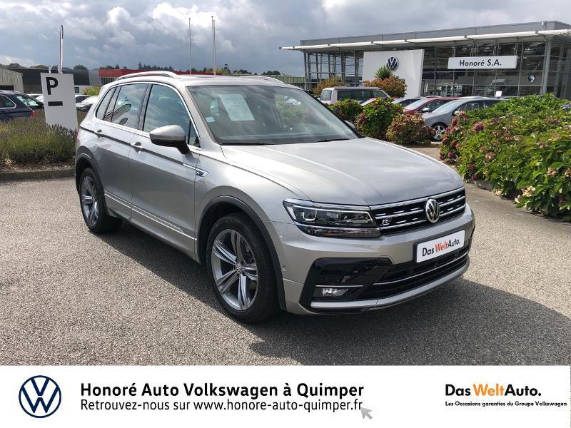 Photo 17 de l'offre de VOLKSWAGEN Tiguan 2.0 TDI 150ch Carat DSG7 Euro6d-T à 35890€ chez Honore Auto - Volkswagen Quimper