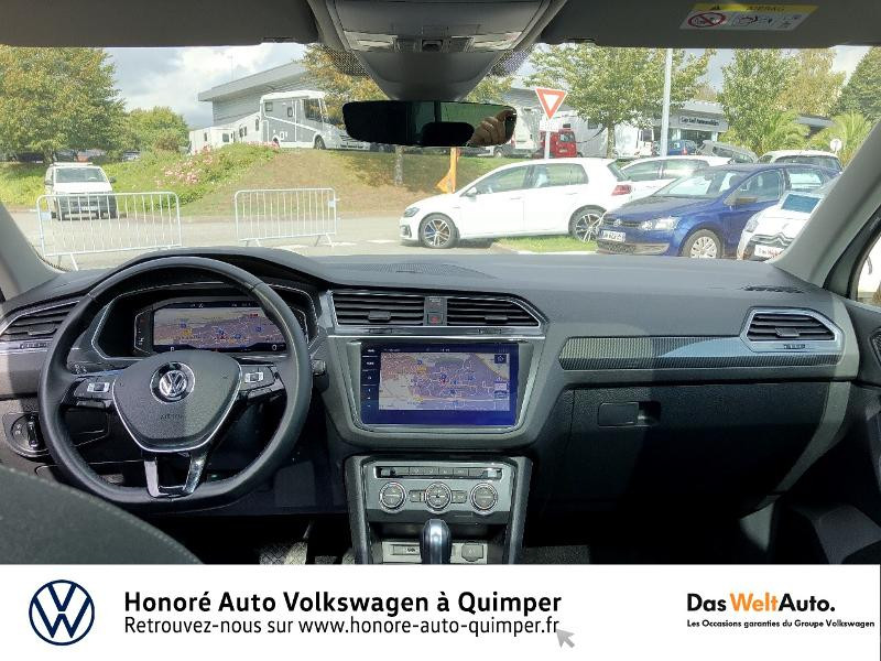 Photo 6 de l'offre de VOLKSWAGEN Tiguan 2.0 TDI 150ch Carat DSG7 Euro6d-T à 35890€ chez Honore Auto - Volkswagen Quimper