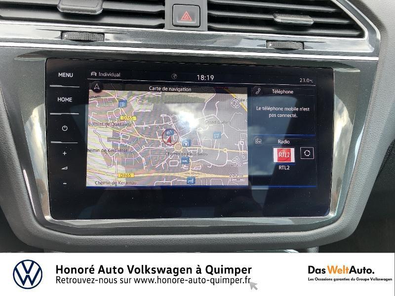 Photo 8 de l'offre de VOLKSWAGEN Tiguan 2.0 TDI 150ch Carat DSG7 Euro6d-T à 35890€ chez Honore Auto - Volkswagen Quimper