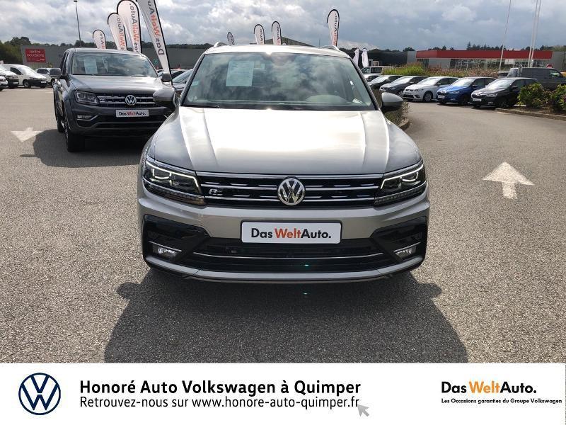 Photo 21 de l'offre de VOLKSWAGEN Tiguan 2.0 TDI 150ch Carat DSG7 Euro6d-T à 35890€ chez Honore Auto - Volkswagen Quimper