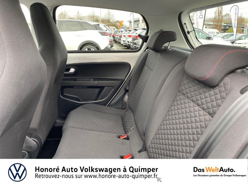 Photo 11 de l'offre de VOLKSWAGEN up! 1.0 75ch BlueMotion Technology up! Connect 3p Euro6d-T à 9790€ chez Honore Auto - Volkswagen Quimper
