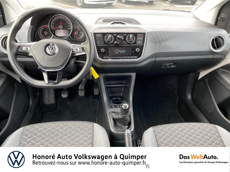 Photo 6 de l'offre de VOLKSWAGEN up! 1.0 75ch BlueMotion Technology up! Connect 3p Euro6d-T à 9790€ chez Honore Auto - Volkswagen Quimper