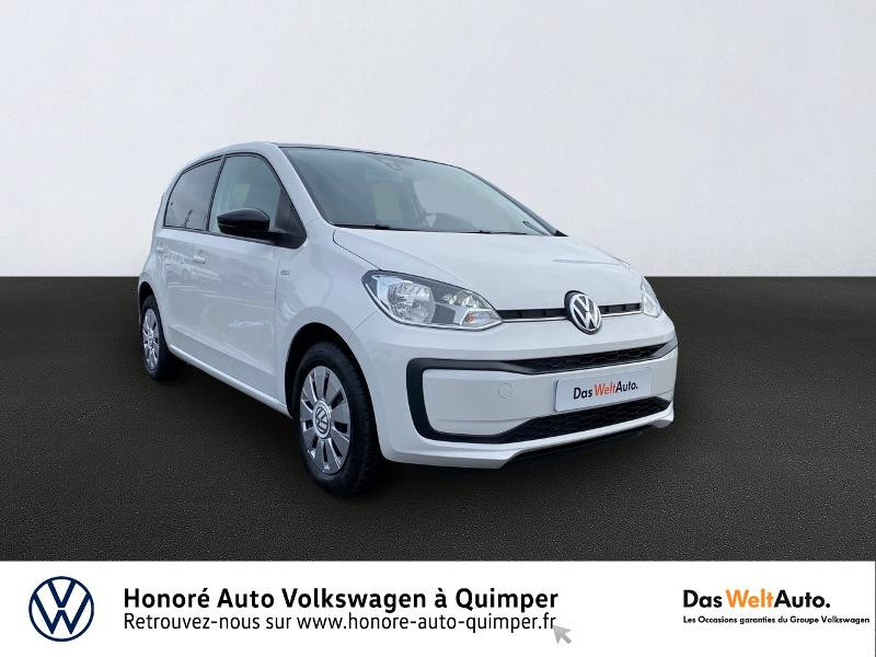 Photo 1 de l'offre de VOLKSWAGEN up! 1.0 75ch BlueMotion Technology up! Connect 3p Euro6d-T à 9790€ chez Honore Auto - Volkswagen Quimper