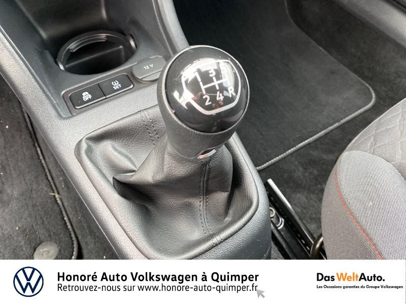 Photo 10 de l'offre de VOLKSWAGEN up! 1.0 75ch BlueMotion Technology up! Connect 3p Euro6d-T à 9790€ chez Honore Auto - Volkswagen Quimper