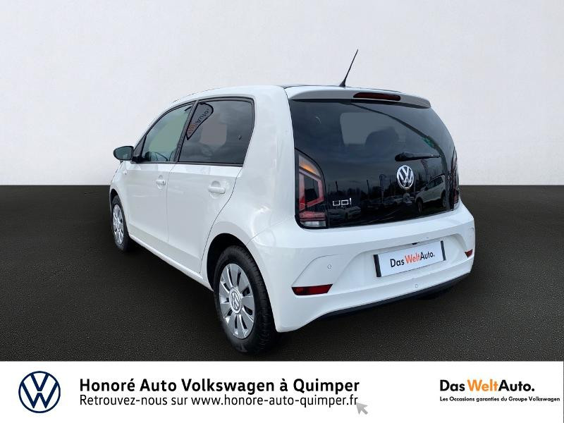Photo 3 de l'offre de VOLKSWAGEN up! 1.0 75ch BlueMotion Technology up! Connect 3p Euro6d-T à 9790€ chez Honore Auto - Volkswagen Quimper