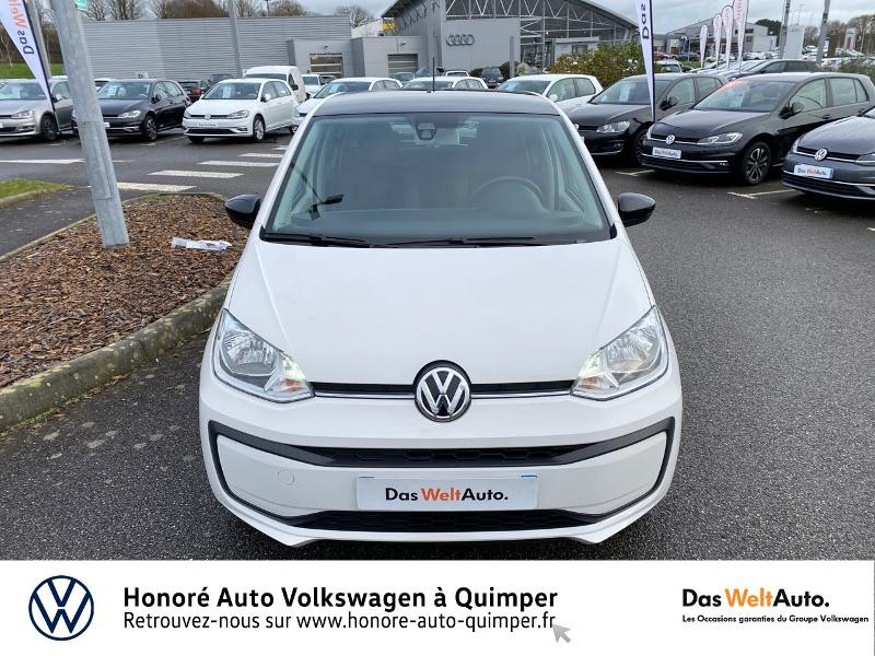 Photo 21 de l'offre de VOLKSWAGEN up! 1.0 75ch BlueMotion Technology up! Connect 3p Euro6d-T à 9790€ chez Honore Auto - Volkswagen Quimper