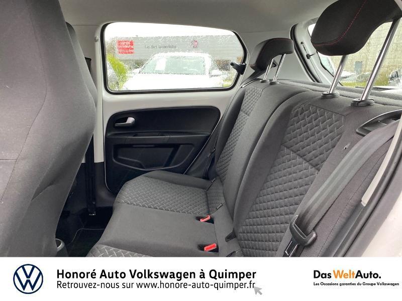 Photo 11 de l'offre de VOLKSWAGEN up! 1.0 75ch BlueMotion Technology Move up! 5p Euro6d-T à 8990€ chez Honore Auto - Volkswagen Quimper