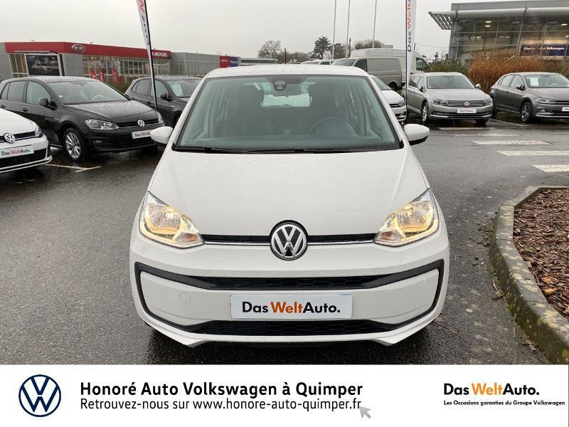 Photo 21 de l'offre de VOLKSWAGEN up! 1.0 75ch BlueMotion Technology Move up! 5p Euro6d-T à 8990€ chez Honore Auto - Volkswagen Quimper