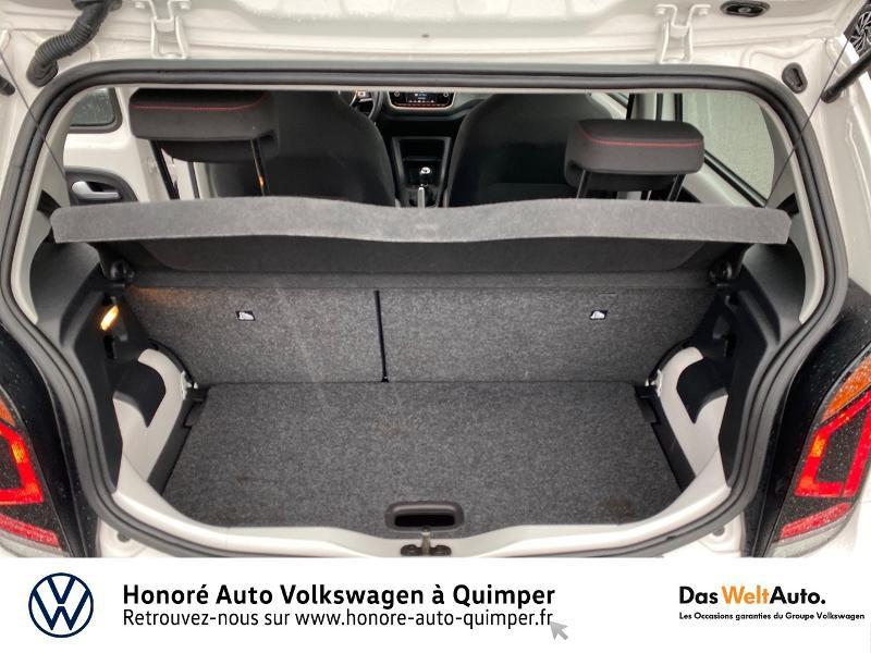 Photo 12 de l'offre de VOLKSWAGEN up! 1.0 75ch BlueMotion Technology Move up! 5p Euro6d-T à 8990€ chez Honore Auto - Volkswagen Quimper