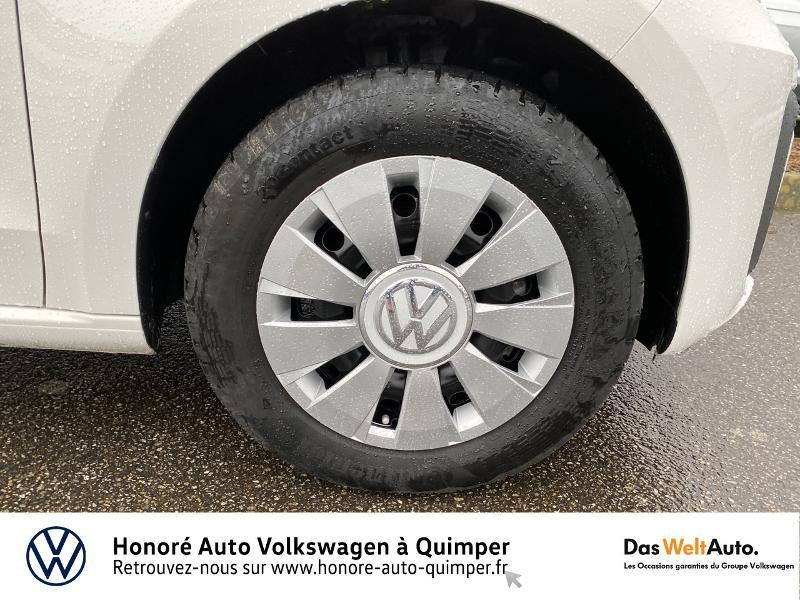 Photo 14 de l'offre de VOLKSWAGEN up! 1.0 75ch BlueMotion Technology Move up! 5p Euro6d-T à 8990€ chez Honore Auto - Volkswagen Quimper