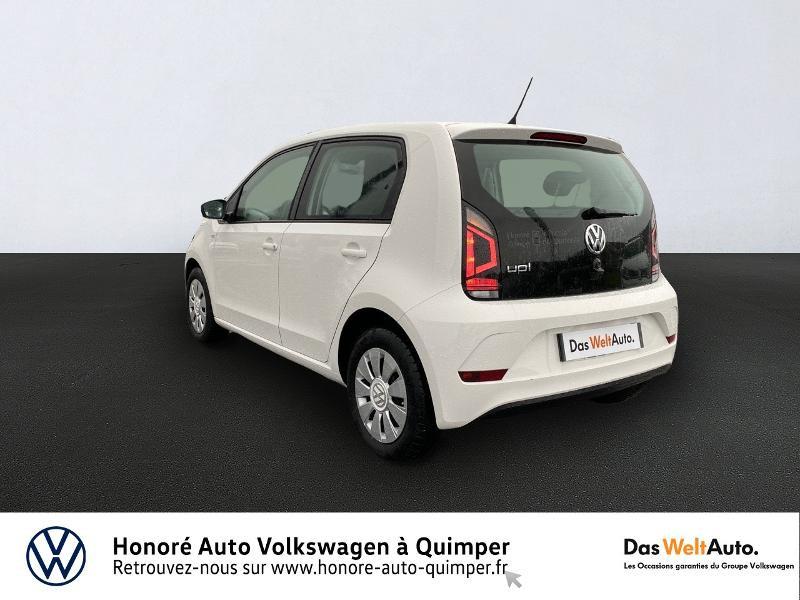 Photo 3 de l'offre de VOLKSWAGEN up! 1.0 75ch BlueMotion Technology Move up! 5p Euro6d-T à 8990€ chez Honore Auto - Volkswagen Quimper