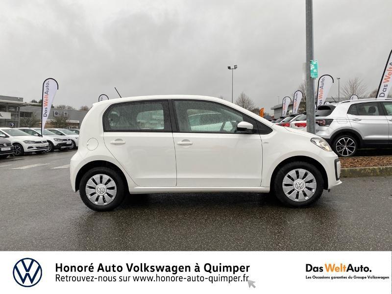 Photo 20 de l'offre de VOLKSWAGEN up! 1.0 75ch BlueMotion Technology Move up! 5p Euro6d-T à 8990€ chez Honore Auto - Volkswagen Quimper