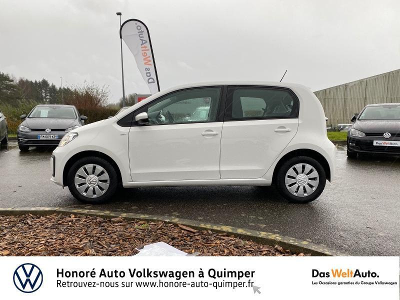 Photo 18 de l'offre de VOLKSWAGEN up! 1.0 75ch BlueMotion Technology Move up! 5p Euro6d-T à 8990€ chez Honore Auto - Volkswagen Quimper