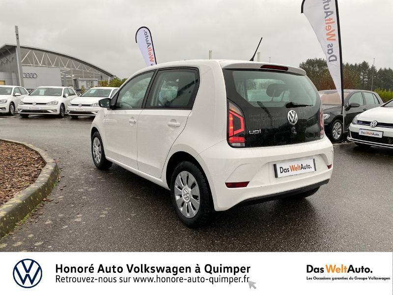 Photo 19 de l'offre de VOLKSWAGEN up! 1.0 75ch BlueMotion Technology Move up! 5p Euro6d-T à 8990€ chez Honore Auto - Volkswagen Quimper
