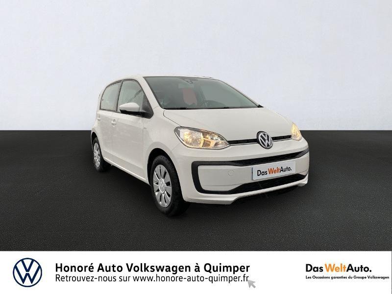 Photo 1 de l'offre de VOLKSWAGEN up! 1.0 75ch BlueMotion Technology Move up! 5p Euro6d-T à 8990€ chez Honore Auto - Volkswagen Quimper