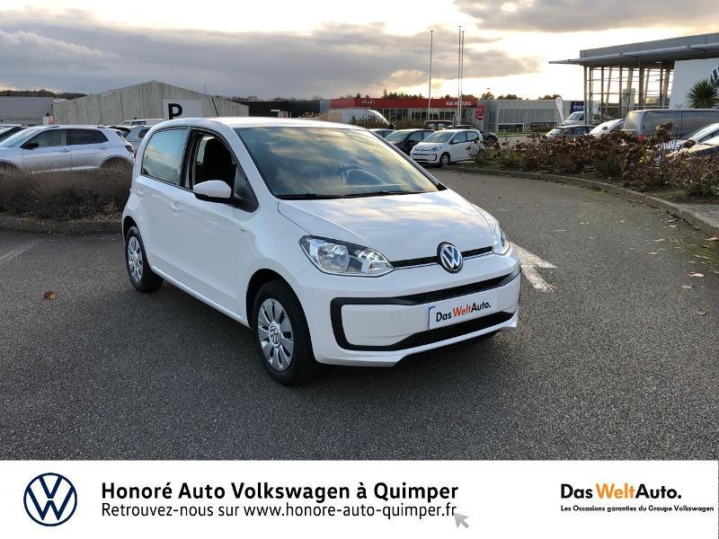 Photo 17 de l'offre de VOLKSWAGEN up! 1.0 75ch BlueMotion Technology Move up! 5p Euro6d-T à 8990€ chez Honore Auto - Volkswagen Quimper