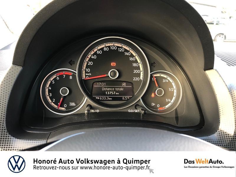 Photo 9 de l'offre de VOLKSWAGEN up! 1.0 75ch BlueMotion Technology Move up! 5p Euro6d-T à 8990€ chez Honore Auto - Volkswagen Quimper