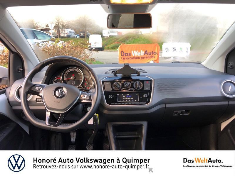 Photo 6 de l'offre de VOLKSWAGEN up! 1.0 75ch BlueMotion Technology Move up! 5p Euro6d-T à 8990€ chez Honore Auto - Volkswagen Quimper