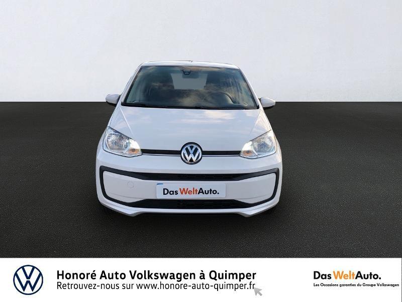 Photo 5 de l'offre de VOLKSWAGEN up! 1.0 75ch BlueMotion Technology Move up! 5p Euro6d-T à 8990€ chez Honore Auto - Volkswagen Quimper