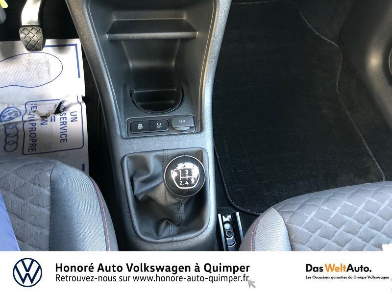 Photo 10 de l'offre de VOLKSWAGEN up! 1.0 75ch BlueMotion Technology Move up! 5p Euro6d-T à 8990€ chez Honore Auto - Volkswagen Quimper