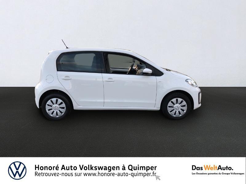 Photo 4 de l'offre de VOLKSWAGEN up! 1.0 75ch BlueMotion Technology Move up! 5p Euro6d-T à 8990€ chez Honore Auto - Volkswagen Quimper