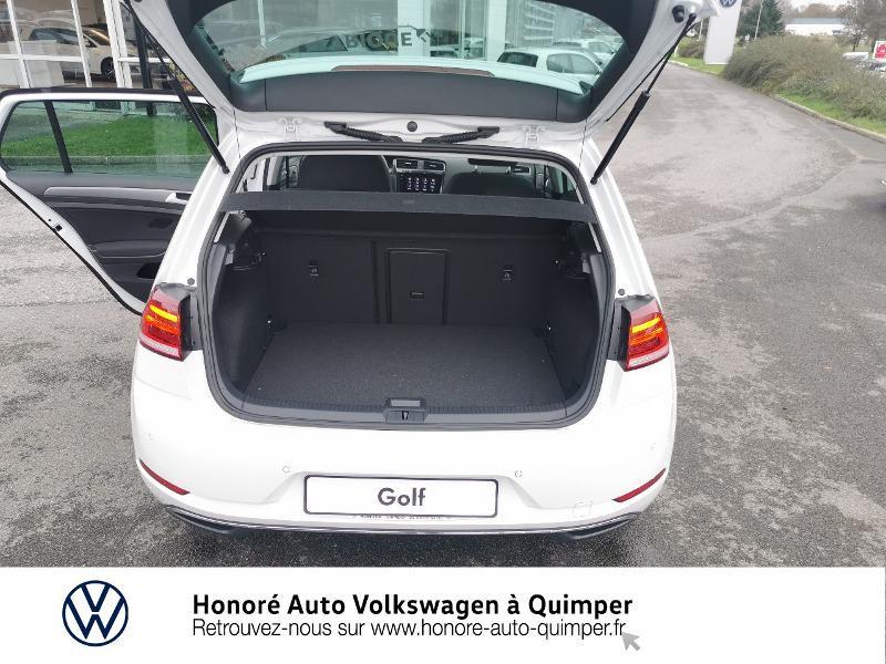 Photo 12 de l'offre de VOLKSWAGEN e-Golf 136ch 4cv à 22500€ chez Honore Auto - Volkswagen Quimper
