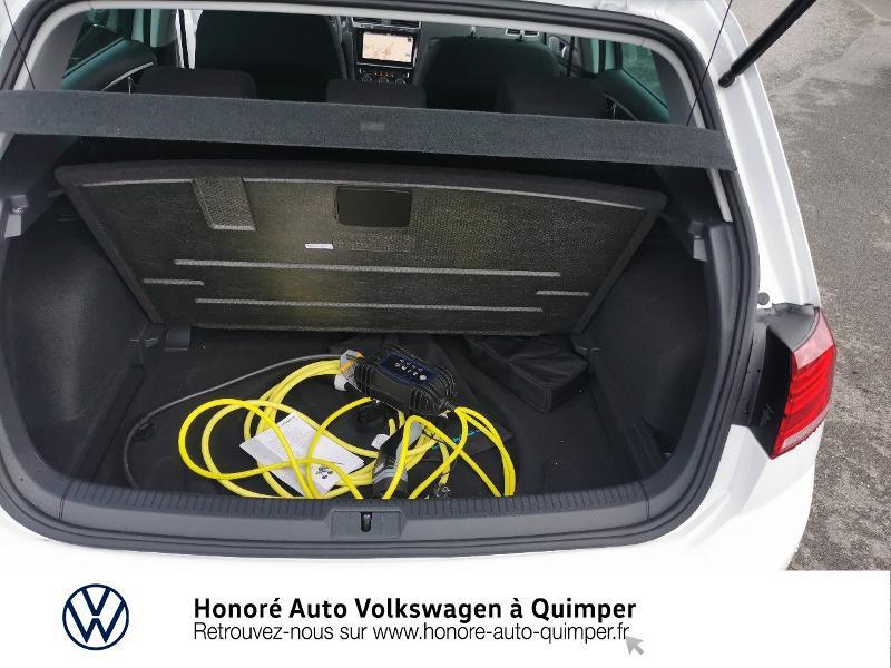 Photo 19 de l'offre de VOLKSWAGEN e-Golf 136ch 4cv à 22500€ chez Honore Auto - Volkswagen Quimper