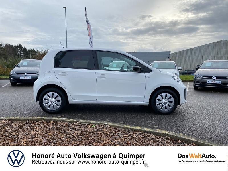Photo 20 de l'offre de VOLKSWAGEN up! 1.0 75ch BlueMotion Technology up! Connect 3p Euro6d-T à 9790€ chez Honore Auto - Volkswagen Quimper
