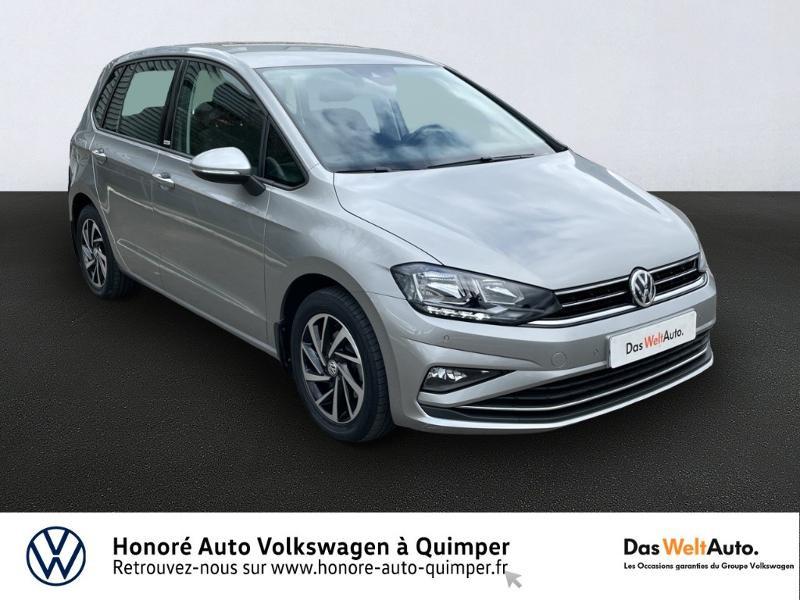 Volkswagen Golf Sportsvan 1.0 TSI 110ch BlueMotion Technology Connect DSG7 Essence GRIS TUNGSTENE Occasion à vendre