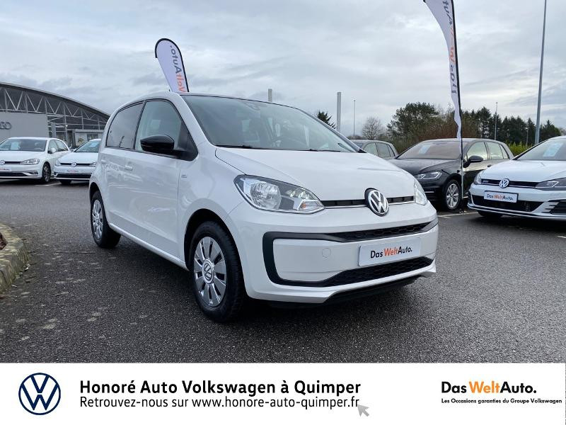 Photo 17 de l'offre de VOLKSWAGEN up! 1.0 75ch BlueMotion Technology up! Connect 3p Euro6d-T à 9790€ chez Honore Auto - Volkswagen Quimper
