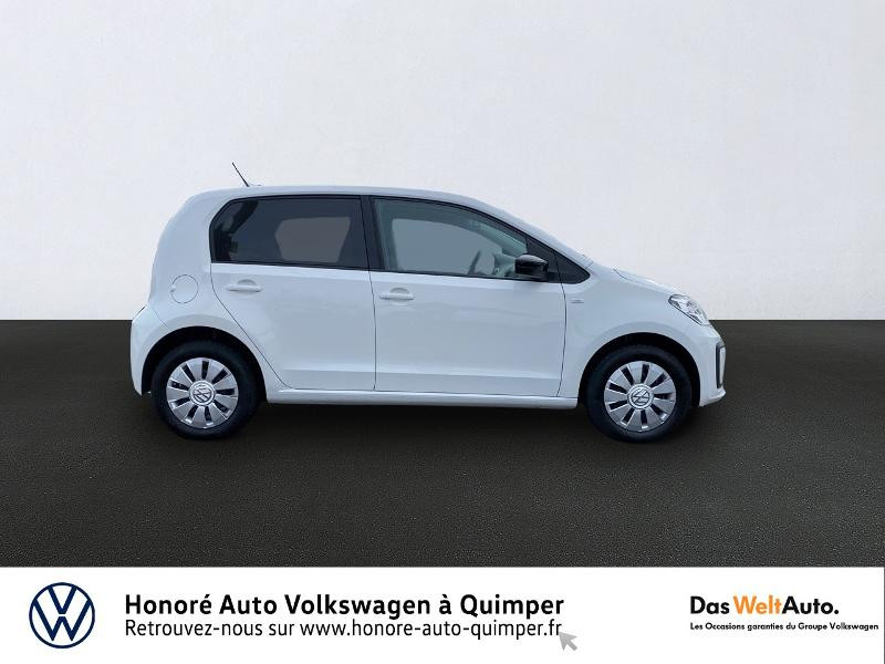 Photo 4 de l'offre de VOLKSWAGEN up! 1.0 75ch BlueMotion Technology up! Connect 3p Euro6d-T à 9790€ chez Honore Auto - Volkswagen Quimper