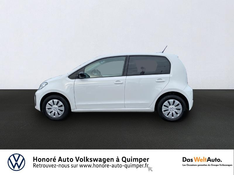 Photo 2 de l'offre de VOLKSWAGEN up! 1.0 75ch BlueMotion Technology up! Connect 3p Euro6d-T à 9790€ chez Honore Auto - Volkswagen Quimper