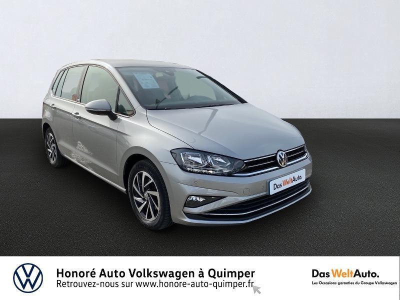 Volkswagen Golf Sportsvan 1.5 TSI EVO 130ch BlueMotion Technology Connect DSG7 Essence GRIS TUNGSTENE METAL Occasion à vendre