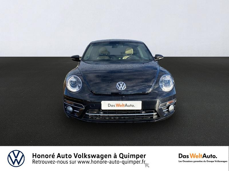 Photo 2 de l'offre de VOLKSWAGEN Coccinelle 1.2 TSI 105ch BlueMotion Technology Couture Exclusive DSG7 à 20990€ chez Honore Auto - Volkswagen Quimper