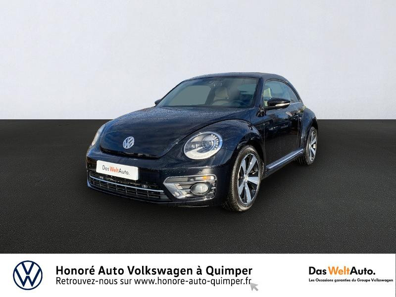 Photo 3 de l'offre de VOLKSWAGEN Coccinelle 1.2 TSI 105ch BlueMotion Technology Couture Exclusive DSG7 à 20990€ chez Honore Auto - Volkswagen Quimper