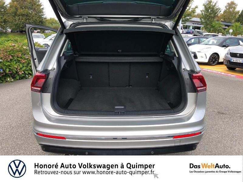 Photo 12 de l'offre de VOLKSWAGEN Tiguan 2.0 TDI 150ch Carat DSG7 Euro6d-T à 35890€ chez Honore Auto - Volkswagen Quimper