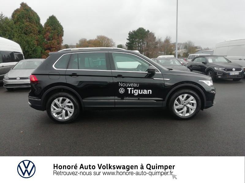 Photo 20 de l'offre de VOLKSWAGEN Tiguan 1.5 TSI 150ch Elegance DSG7 à 39900€ chez Honore Auto - Volkswagen Quimper