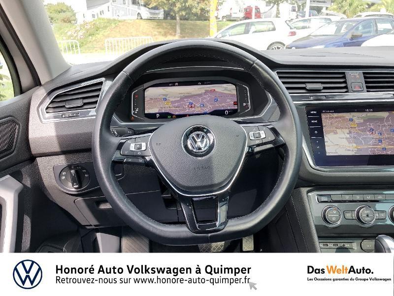Photo 7 de l'offre de VOLKSWAGEN Tiguan 2.0 TDI 150ch Carat DSG7 Euro6d-T à 35890€ chez Honore Auto - Volkswagen Quimper