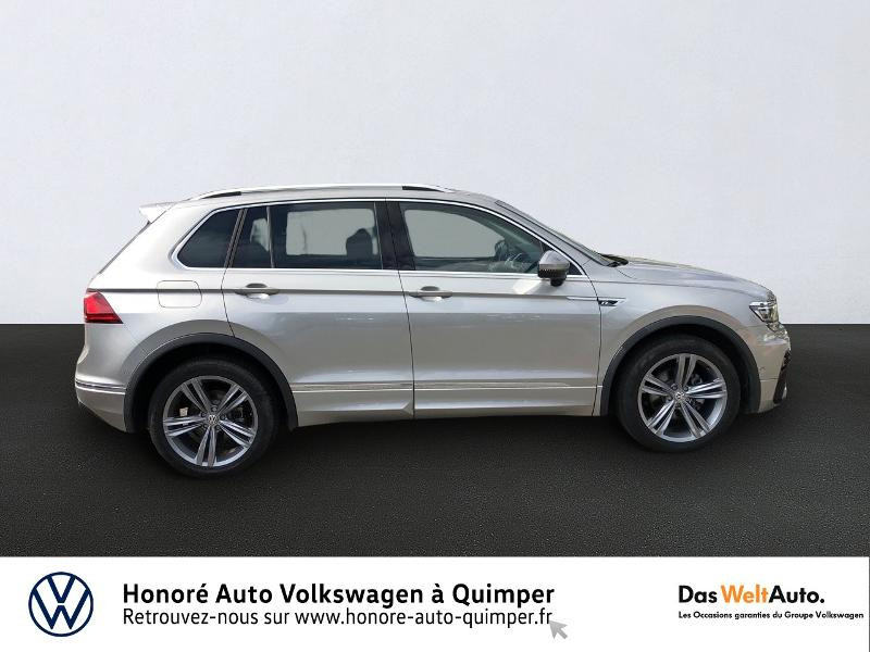 Photo 4 de l'offre de VOLKSWAGEN Tiguan 2.0 TDI 150ch Carat DSG7 Euro6d-T à 35890€ chez Honore Auto - Volkswagen Quimper