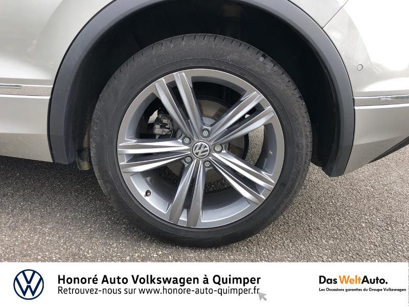 Photo 14 de l'offre de VOLKSWAGEN Tiguan 2.0 TDI 150ch Carat DSG7 Euro6d-T à 35890€ chez Honore Auto - Volkswagen Quimper