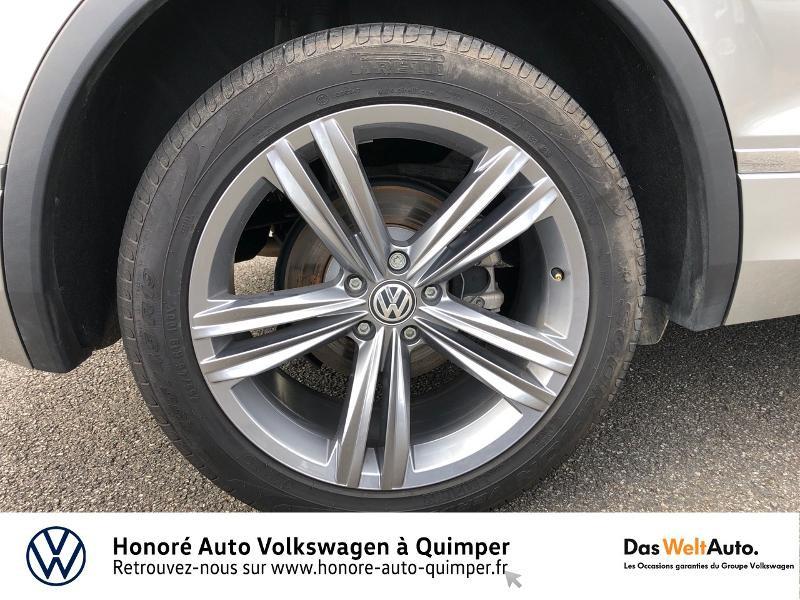 Photo 15 de l'offre de VOLKSWAGEN Tiguan 2.0 TDI 150ch Carat DSG7 Euro6d-T à 35890€ chez Honore Auto - Volkswagen Quimper
