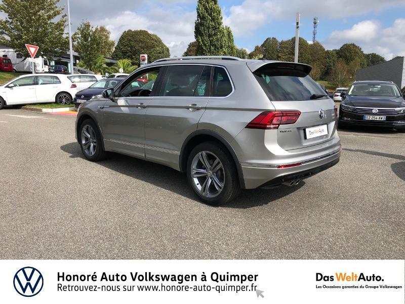 Photo 19 de l'offre de VOLKSWAGEN Tiguan 2.0 TDI 150ch Carat DSG7 Euro6d-T à 35890€ chez Honore Auto - Volkswagen Quimper