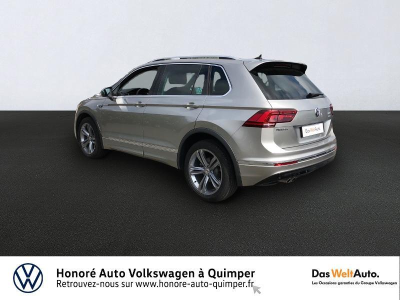 Photo 3 de l'offre de VOLKSWAGEN Tiguan 2.0 TDI 150ch Carat DSG7 Euro6d-T à 35890€ chez Honore Auto - Volkswagen Quimper