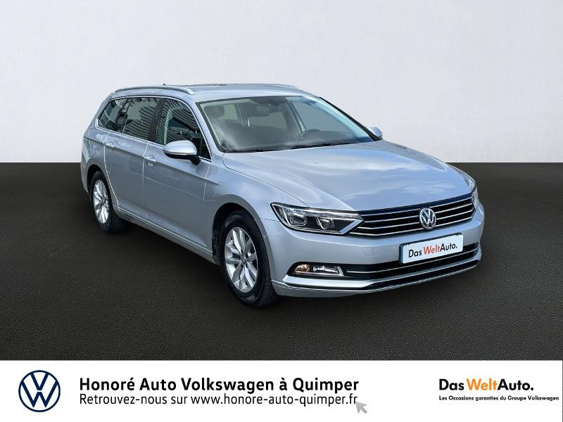 Volkswagen Passat SW 2.0 TDI 150ch BlueMotion Technology Confortline Business 8cv Diesel GRIS ALU METAL Occasion à vendre