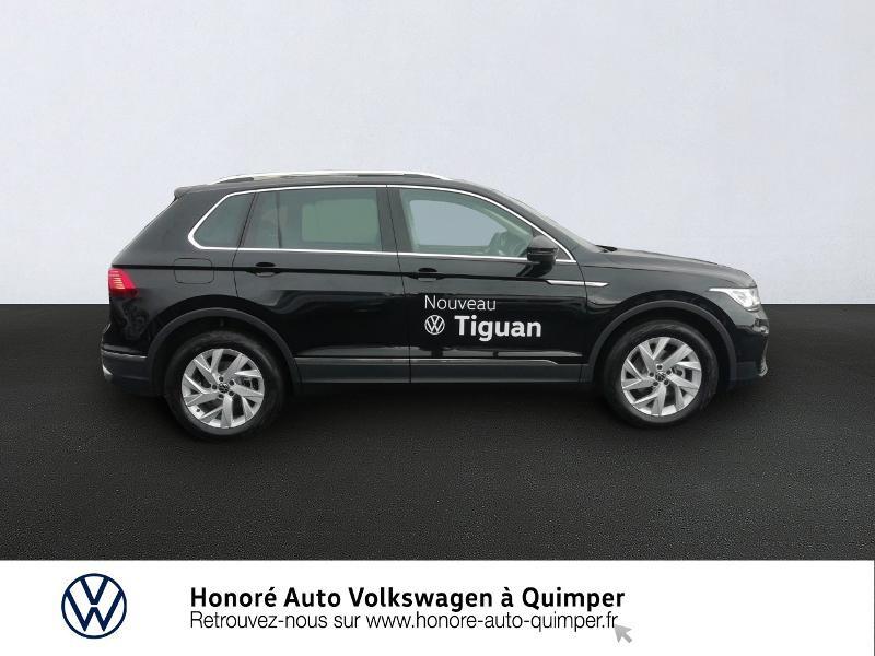Photo 2 de l'offre de VOLKSWAGEN Tiguan 1.5 TSI 150ch Elegance DSG7 à 39900€ chez Honore Auto - Volkswagen Quimper