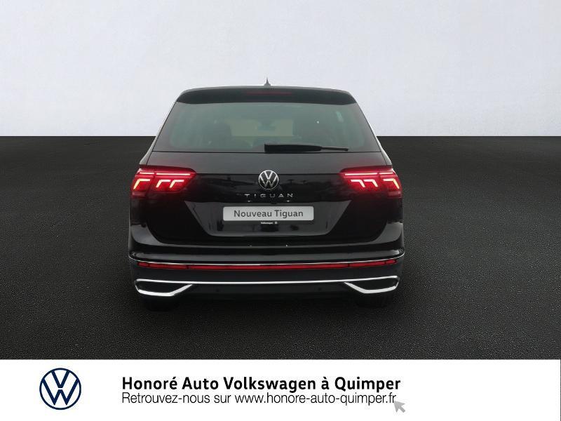 Photo 4 de l'offre de VOLKSWAGEN Tiguan 1.5 TSI 150ch Elegance DSG7 à 39900€ chez Honore Auto - Volkswagen Quimper