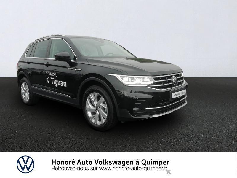 Photo 1 de l'offre de VOLKSWAGEN Tiguan 1.5 TSI 150ch Elegance DSG7 à 39900€ chez Honore Auto - Volkswagen Quimper