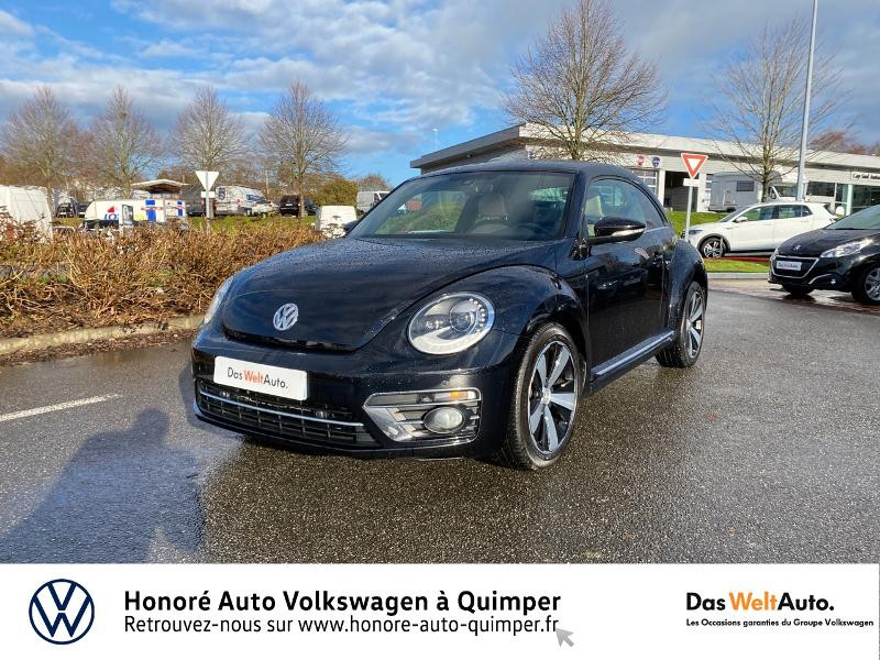 Photo 19 de l'offre de VOLKSWAGEN Coccinelle 1.2 TSI 105ch BlueMotion Technology Couture Exclusive DSG7 à 20990€ chez Honore Auto - Volkswagen Quimper