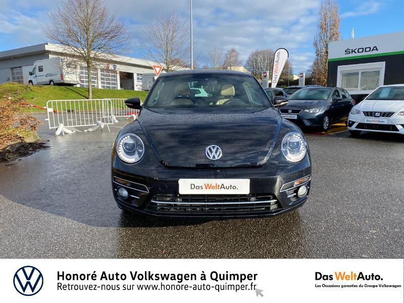Photo 18 de l'offre de VOLKSWAGEN Coccinelle 1.2 TSI 105ch BlueMotion Technology Couture Exclusive DSG7 à 20990€ chez Honore Auto - Volkswagen Quimper
