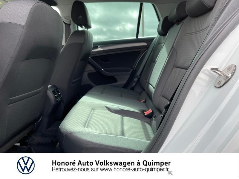 Photo 11 de l'offre de VOLKSWAGEN e-Golf 136ch à 23900€ chez Honore Auto - Volkswagen Quimper